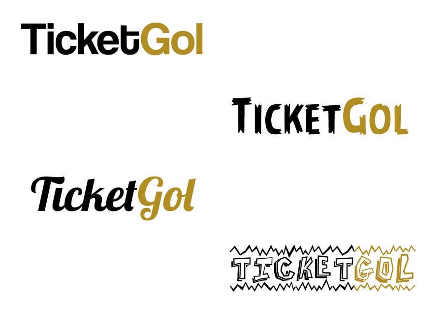 Penyertaan Peraduan #                                        4                                      untuk                                         Diseñar un logotipo - TicketGol