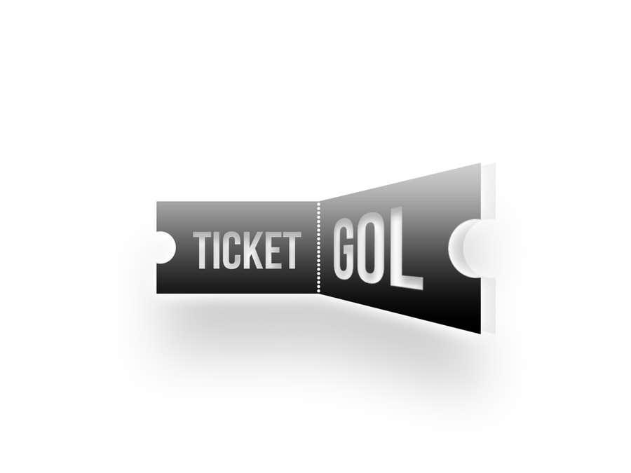 Penyertaan Peraduan #                                        5                                      untuk                                         Diseñar un logotipo - TicketGol