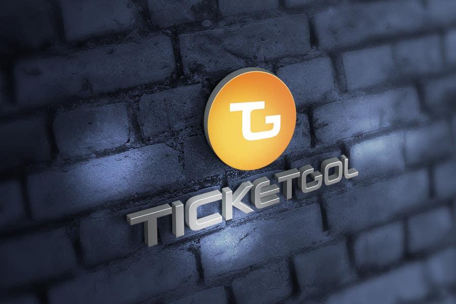 Penyertaan Peraduan #                                        10                                      untuk                                         Diseñar un logotipo - TicketGol