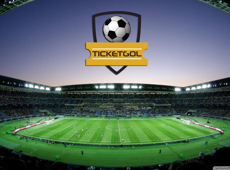 Penyertaan Peraduan #                                        38                                      untuk                                         Diseñar un logotipo - TicketGol