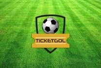 Graphic Design Entri Peraduan #39 for Diseñar un logotipo - TicketGol
