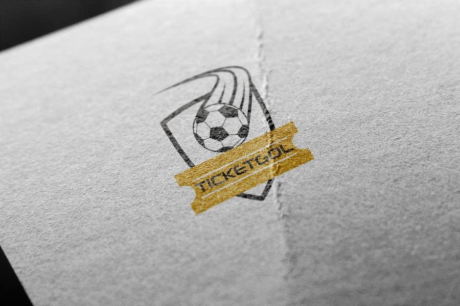 Penyertaan Peraduan #                                        41                                      untuk                                         Diseñar un logotipo - TicketGol