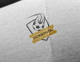 #41 para Diseñar un logotipo - TicketGol de qdoer