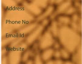 #5 para design a new business card template for organisation por kuchan