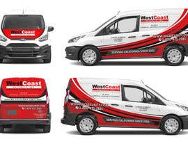 #3 for Vehicle Wrap Design by shudaxdesign