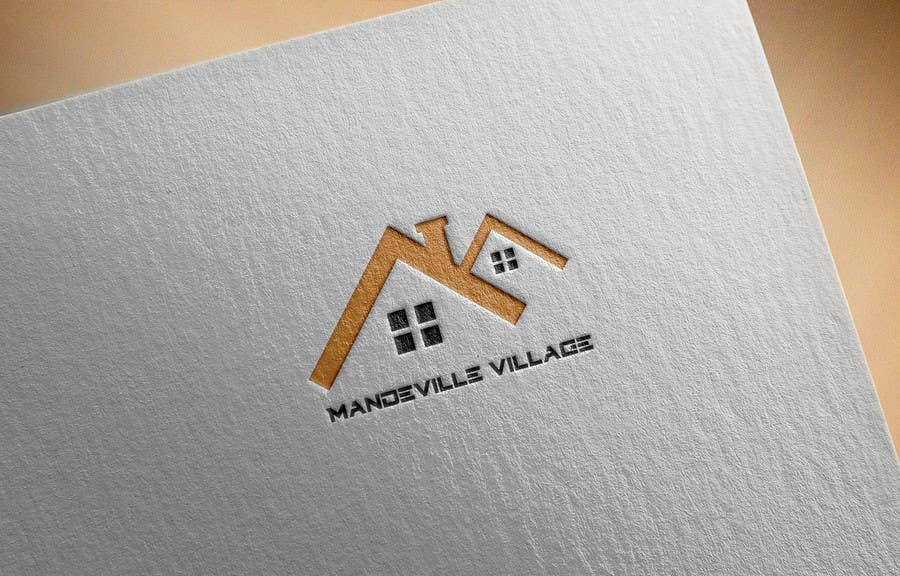 Contest Entry #                                        7                                      for                                         Retail Village Logo