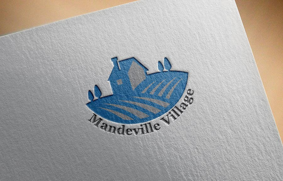 Contest Entry #                                        15                                      for                                         Retail Village Logo