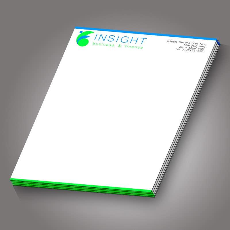 Bài tham dự cuộc thi #8 cho Develop a Corporate Identity for BFInsights.