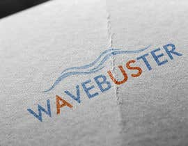 "#14 for Design a logo for the term ""wave buster"" by duobrains"