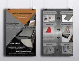 #6 for Design a Flyer For Stainless Steel Chrome Auto Accessories by DesignerRita