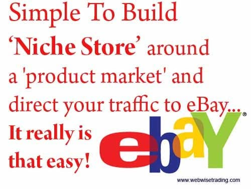 #16 for Build a ebay store and matching listing template, logo and facebook landing page by AllEsha