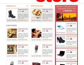 nº 28 pour Build a ebay store and matching listing template, logo and facebook landing page par grapaa