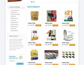 nº 29 pour Build a ebay store and matching listing template, logo and facebook landing page par grapaa