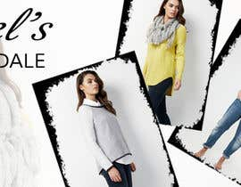 marijadj06 tarafından Design a Header for Facebook Business Page for Woman's clothing shop için no 26