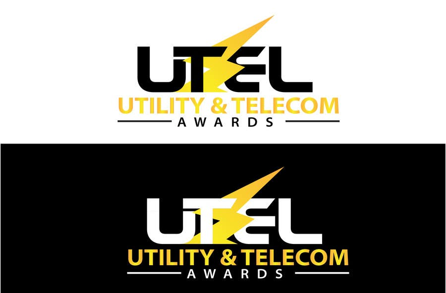 Penyertaan Peraduan #                                        13                                      untuk                                         Design a Logo for the Utility & Telecom Awards