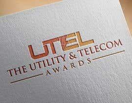 #29 para Design a Logo for the Utility & Telecom Awards de alammorshed133