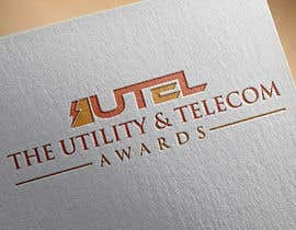 #30 para Design a Logo for the Utility & Telecom Awards de alammorshed133