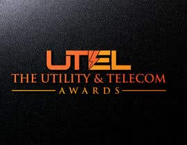#35 para Design a Logo for the Utility & Telecom Awards de alammorshed133