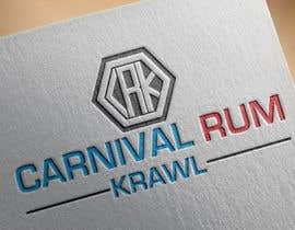 metulmahadi143 tarafından CRK Carnival Rum Krawl için no 9