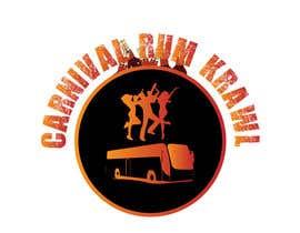 designfreakz tarafından CRK Carnival Rum Krawl için no 20