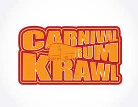 Tebraja tarafından CRK Carnival Rum Krawl için no 6