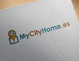 #57 สำหรับ Logo for MyCityHome.es a fully managed host service in Airbnb for house owners โดย mwarriors89