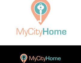 #59 สำหรับ Logo for MyCityHome.es a fully managed host service in Airbnb for house owners โดย dlanorselarom