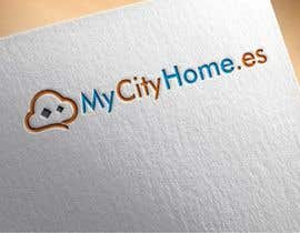 #67 สำหรับ Logo for MyCityHome.es a fully managed host service in Airbnb for house owners โดย Rozee1990