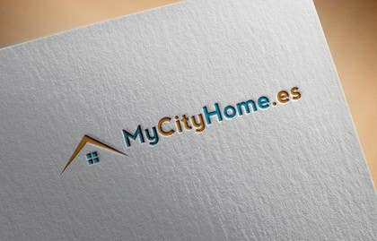 graphicideas4u tarafından Logo for MyCityHome.es a fully managed host service in Airbnb for house owners için no 55