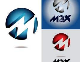 #766 pentru Logo Design for The name of the company is Max de către Medina100