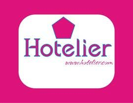 #69 para Design a Logo for Hotelier por mohdalichangezi