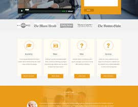 #5 para Design a Website Mockup de webidea12