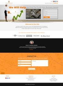 s86669 tarafından Design a Website Mockup için no 6