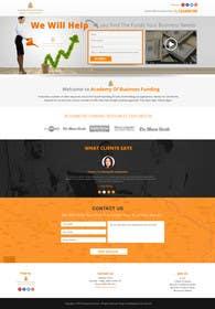 s86669 tarafından Design a Website Mockup için no 12