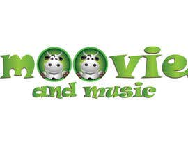 #12 for emoovies logo by dipakart