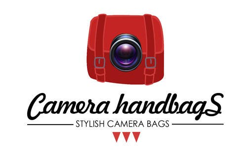 #32 for Design a Logo for Camera Handbags by holasueb