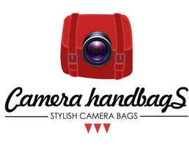 #32 para Design a Logo for Camera Handbags por holasueb