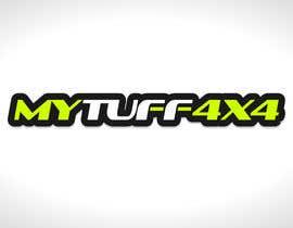 Nro 66 kilpailuun Company name is MyTuff 4x4...please designa logo käyttäjältä cbertti