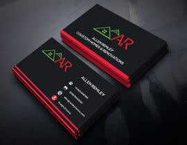 #28 for Design some Business Cards by Lazyprince89