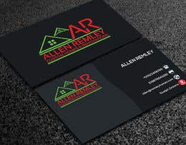 #47 for Design some Business Cards by Lazyprince89