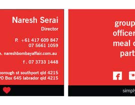 #7 for Design some Business Cards by sangwija