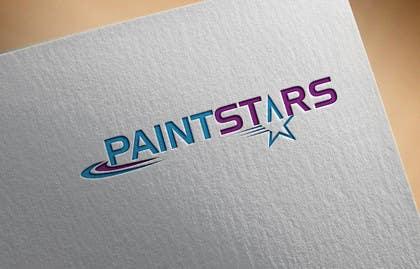 Albertratul tarafından Paintstars logo / business card layout için no 38