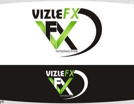#195 for Logo Design for VIZLEFX Interactive by innovys