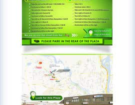 "#25 para Create Print and Packaging Designs for Driving Directions 2 Sides 5.375"" x 8.375"" finished size por khalidkasem"