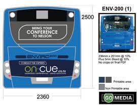 Nro 89 kilpailuun bus design käyttäjältä muhdnov