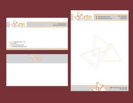 #62 para Letterhead and envelopes por AllGraphicsMaker