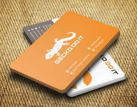 #195 for Business card by BikashBapon