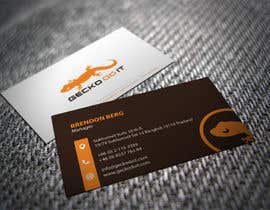 #114 for Business card by shyRosely