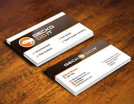 #57 for Business card by IllusionG
