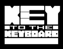 "#69 for DESIGN MY LOGO - ""KEY TO THE KEYBOARD"" - Online Piano Lessons by TyHerrinCreative"